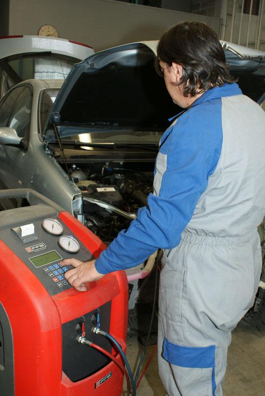 Atelier de Carrosserie climatisation à Saint Marcellin - Isère